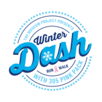 The Museum Project Presents                                                       Winter Dash                                          With 305 Pink Pack 2020 - Miami, FL - race100067-logo.bFFjpY.png