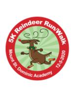MSDA VIRTUAL 5K Reindeer Run/Walk - Caldwell, NJ - race102012-logo.bFKzD0.png