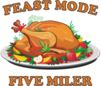 Feast Mode Five Miler - Virtual Run - Tampa, FL - race102435-logo.bFNfXW.png
