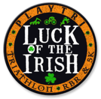 Luck of the Irish Triathlon, Run-Bike-Run & 5K 2021 - The Colony, TX - race102459-logo.bFNoi8.png