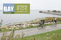 11th Annual Buzzards Bay Watershed Ride  - Little Compton, RI - cyclists_water_backgroud_with_logo.jpg