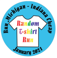 January Random T-Shirt Run - Run Michigan/Indiana Cheap - Any City, Any State, MI - race103638-logo.bFXbdy.png