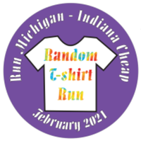 February Random T-Shirt Run - Run Michigan/Indiana Cheap - Any City, Any State, MI - race103642-logo.bFXa9y.png