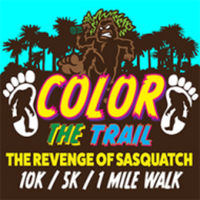 Color The Trail: The Revenge of Sasquatch - Bartow, FL - race103184-logo.bFSUxw.png