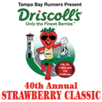 40th Annual Driscoll's Strawberry Classic - Tampa, FL - race102673-logo.bFO4qN.png