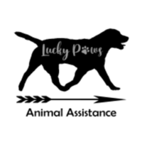 """Lucky Paws Animal Assistance 1st Annual """"Wag through the Pines"""" Doggie Walk - Williamstown, NJ - race104418-logo.bF3kKe.png"""