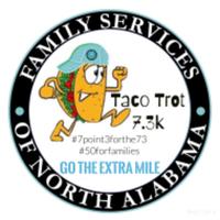 Taco Trot 7.3k (4.5 miles) - Albertville, AL - race104244-logo.bF2sry.png