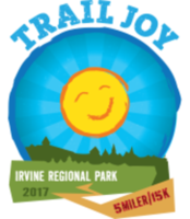 Trail Joy 5 Miler, 15K & 1 Mile Kids' Run at  Irvine Regional Park - Orange, CA - race42573-logo.bzdJ7W.png