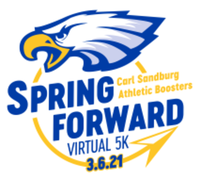 Spring Forward Virtual 5K presented by the Carl Sandburg Athletic Booster Club - Orland Park, IL - race103704-logo.bF9ZZE.png
