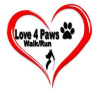 Love 4 Paws Virtual 5K - Wilmington, NC - race103260-logo.bFTp4Q.png