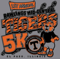 Rawlings Mid-Central Tiger Trot - El Paso, IL - race105455-logo.bGbnAC.png