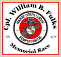 Cpl. William B. Fulks Memorial 5K & 10K Trail Race - Hurricane, WV - race105529-logo.bGa5Pu.png