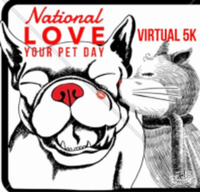 National Love Your Pet Day **Virtual** Race - Fort Lauderdale, FL - race105650-logo.bGcgbS.png