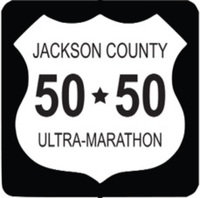 Jackson County 50-50 Ultramarathon - Brownstown, IN - sign_design.jpg