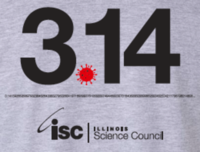 """Pi Day """"Pi K"""" 3.14-mile Run/Walk - Chicago, IL - 314_tight_from_shirt.png"""