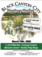 Black Canyon City Donkey Derby 3, 6, and 9 Mile Races - Black Canyon City, AZ - race106729-logo.bGiUV_.png