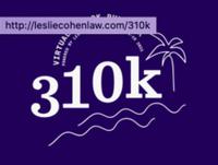 310k Virtual Run/Walk Powered by Leslie Cohen Law - Santa Monica, CA - race106856-logo.bGlFLw.png