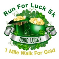 Run For Luck 5K & 1-Mile Walk for Gold - Shady Hills, FL - thumbnail_RUN_FOR_LUCK_LOGO__2021.jpg