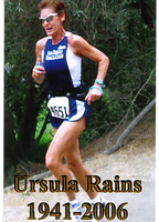 SDTC Ursula Rains Balboa Boogie 5k - San Diego, CA - Ursula_s_Memorial_Picture.jpg
