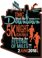 TMC Meet Me Downtown 5k Night Run/Walk and Festival of Miles - Tucson, AZ - race43598-logo.bACoCL.png