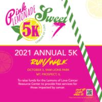 Lemons of Love Pink Lemonade 5K Run/Walk - Sweet 7 - Mount Prospect, IL - race107795-logo.bG5vaK.png