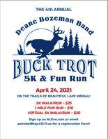 """Fourth Annual Bozeman Band """"Buck Trot"""" 5k & Fun Run Event - Panama City, FL - 3a4e9191-e097-4792-b026-a02a68a7aec2.jpg"""
