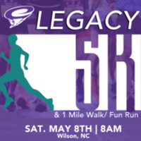 Cyclone Legacy 5k & 1 Mile Walk/ Fun Run - Wilson, NC - race108179-logo.bGqx_X.png