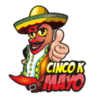 Cinco K Mayo - Mount Pleasant, WI - cinco-k-mayo-logo.png