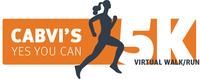 CABVI's Yes You Can Virtual 5K - Cincinnati, OH - 2021_5K_Logo.jpg