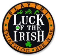 Luck of the Irish Triathlon, Run-Bike-Run & 5K 2022 - The Colony, TX - race108144-logo.bGqrTV.png