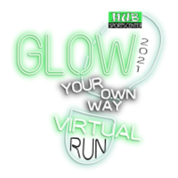 Glow Your Own Way - HUB Sports Center 5k/10 Virtual Run - Liberty Lake, WA - race108073-logo.bGp7A5.png