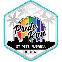 Pride Run St. Pete - St. Petersburg, FL - Pride_Run_St._Pete_Logo.jpg