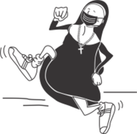 NUN RUN for the Sisters of Loretto in Pakistan - El Paso, TX - race109805-logo.bGzFSe.png