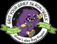 Grit Your Grief 5k Run/Walk - Midland, MI - race108813-logo.bGxll2.png