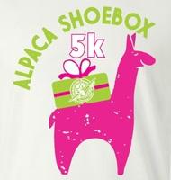 7th Annual Alpaca Shoebox 5K Run/Walk - Mulberry, IN - Logo.jpg