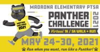 Madrona Elementary PTSA - Panther Challenge Virtual 1K / 5K  Run + Walk - Seattle, WA - race110334-logo.bGB8UP.png