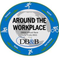 'Around the Workplace' DB&B Virtual Race - Syracuse, NY - race110247-logo.bGOSs4.png