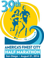 America's Finest City Half Marathon & 5K - San Diego, CA - 2016-AFC-logo.jpeg