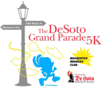 16th Annual De Soto Grand Parade 5K - Bradenton, FL - race7192-logo.bzb3bI.png
