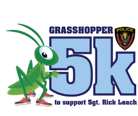 Grasshopper 5K Run, 5K Walk & 1-Mile Fun Run Benefiting Sergeant Rick Leach - Holly Springs, NC - race110566-logo.bGDC5n.png
