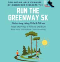 Tullahoma Area Chamber of Commerce Run The Greenway 5K - Tullahoma, TN - race110738-logo.bGEh1K.png
