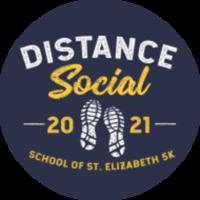 Distance Social 5K - Bernardsville, NJ - Logo.png