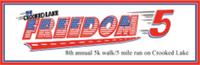Crooked Lake Freedom 5 (5k walk/5 mile run)  2021 - Angola, IN - race111016-logo.bGNDP1.png